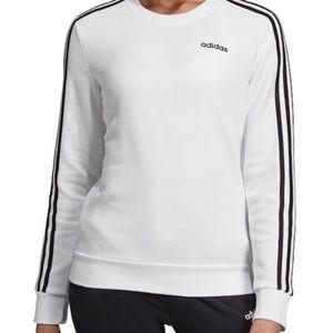 Women's adidas 3 stripe sweater